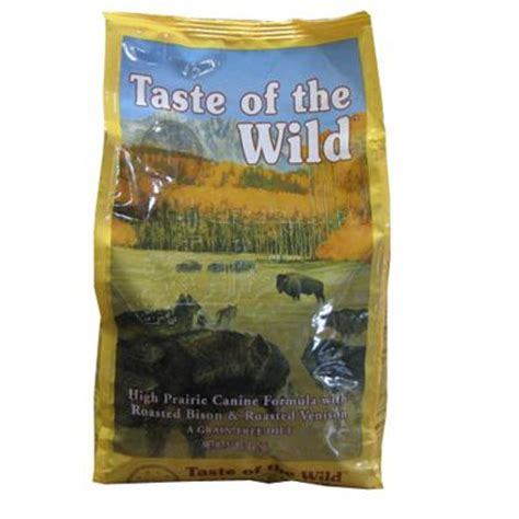 dog food coupons taste of the wild win a free bag of taste of the wild dog food all dog blog