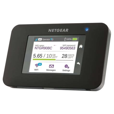 mobile router 4g netgear ac790 modem routeur netgear sur ldlc