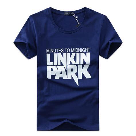 Kaos Katun Pria Linkin Park O Neck T Shirt Biru Size Sml kaos katun pria linkin park o neck size s blue jakartanotebook