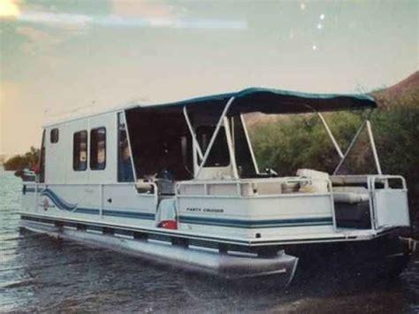 craigslist boats big island 1997 sun tracker 32 party cruiser pontoon boat youtube