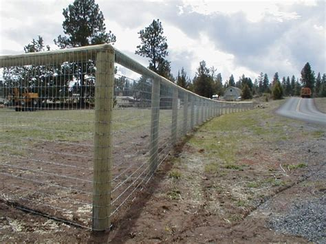 farm ranch fencing mikes fence