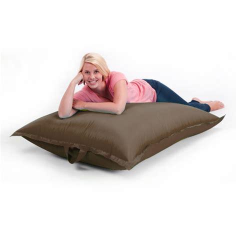 bean bag chairs floor pillows brown large outdoor bean bag garden waterproof seat chair