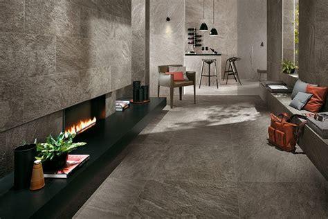 esszimmer le betonoptik steinoptik wand 20 erfinderische ideen architektur