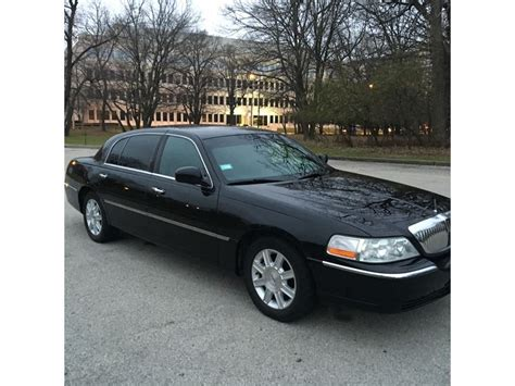 used lincoln town cars for sale by owner used 2008 lincoln town car for sale by owner in chicago
