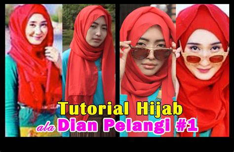 video tutorial hijab pashmina simple dian pelangi tutorial hijab pashmina dian pelangi www imgkid com