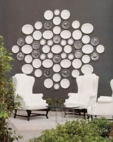 plates as wall decor 30 creative and stylish wall decorating ideas of