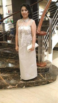 "Principal sponsor ""Ninang"" gown simple style   gowns in"
