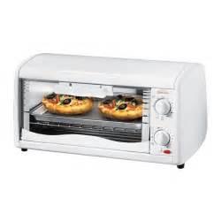 Sunbeam 4 Slice Toaster Oven Sunbeam 6198 4 Slice Toaster Oven In White Sears Outlet