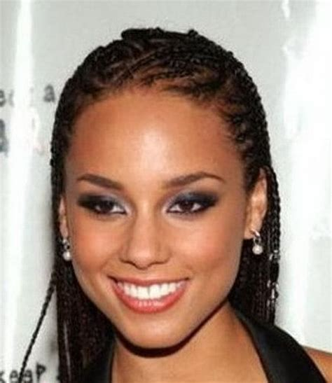 alicia keys hairstyles cornrows and braid 2015 for black alicia keys braids hairstyles