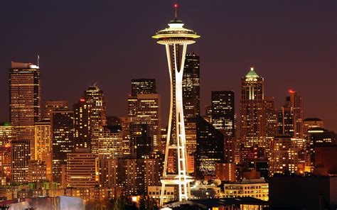 city seattle city seattle free desktop wallpapers for widescreen hd and mobile