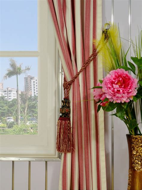 pinch pleated drapes 95 inches long moonbay narrow stripe double pinch pleat cotton extra long