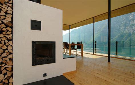 contemporary swiss chalet  km architektur modern