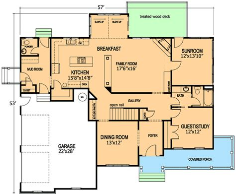 house plans with master suite on second floor traditional home plan with all the amenities 30025rt