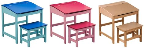 Home Work Desk by Childrens Mdf School Writing Drawing Colouring