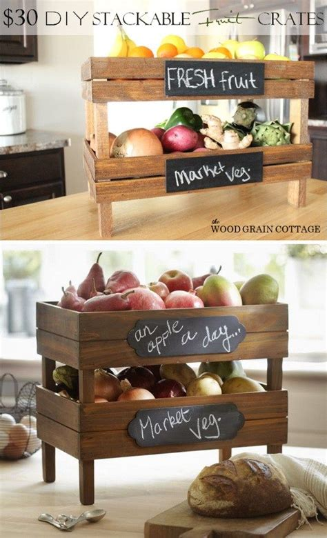 vegetable storage ideas   pinterest fruit