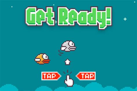 Flappy Bird Tap Tap inside the brief and untimely of flappy bird