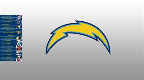 2013 san diego chargers schedule san diego chargers 2013 schedule wallpaper by sevenwithat