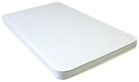 Portable Crib Mattress Size Portable Crib Mattress Size Foam Portable Crib Mattress Size 24 X 38 X 3 Inches Unknown Ababy