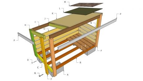 firewood shed plans storage shed plans  helpful
