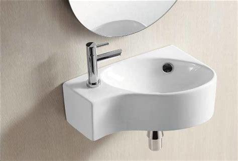 kleine waschbecken für gäste wc g 228 ste wc waschbecken keramik lavabo in tr 252 llikon kaufen