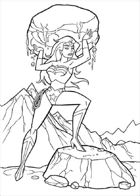 imagenes justicia para colorear dibujos wonder woman dibujos para colorear
