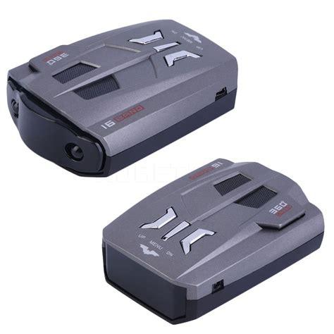 Alarm Laser 2016 new car radar detector laser v9 12v auto speed