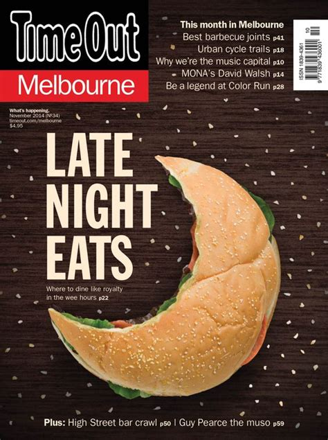 magazine layout jobs melbourne 34 late night eats time out melbourne covers 2014