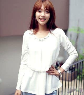 Limited Edition Kemeja Atasan Blouse Katun Busui Best Seller atasan korea wanita putih model terbaru jual murah import kerja