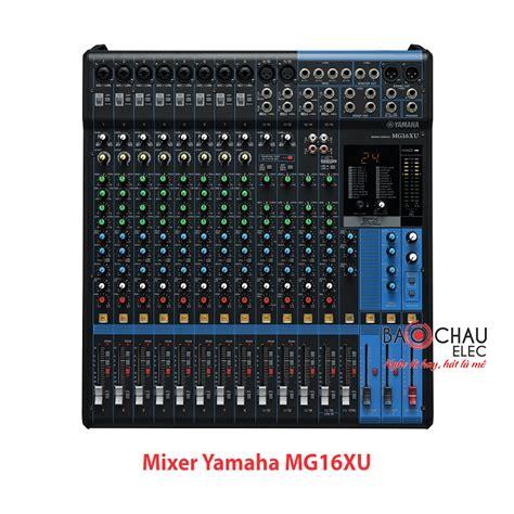 Mixer Yamaha Mg24 Xu mixer yamaha mg16xu