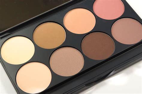 Contour Pallete gorgeous cosmetics contour palette collective