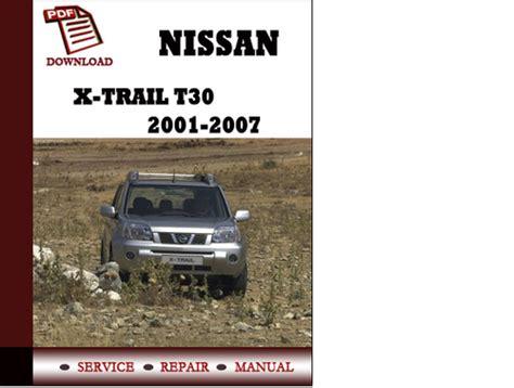 car repair manual download 2007 saab 42133 parking system nissan x trail t30 2001 2002 2003 2004 2005 2006 2007 service manua