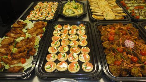 Lunch Buffet Vegetarian London Catering Buffet Lunch