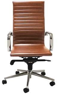 modern leather desk chair mid century swivel office chair modern leather desk chair