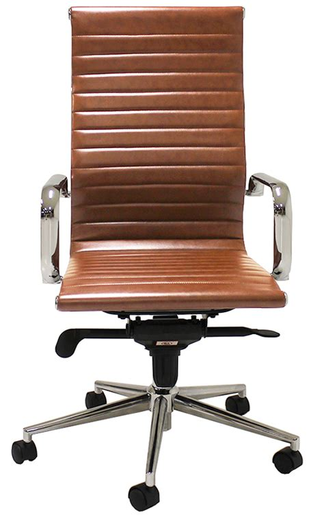 modern leather desk chair modern classic high back office chair in stock free