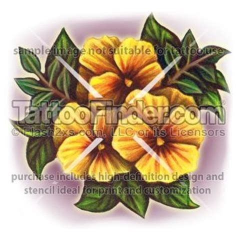 buttercup posy tattoo design tattoos pinterest