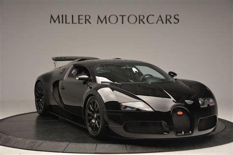 black on black bugatti veyron for sale in the u s gtspirit