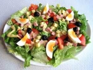 ma recette de salade compos 233 e pour maigrir