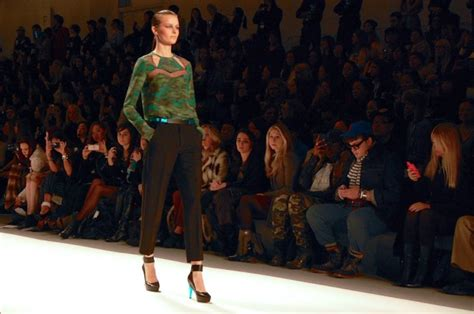Nanette Lepore Fallwinter 2007 by February 13 2013 Washington Square News
