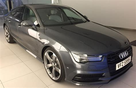 NEW AUDI A7 DELIVERY CVC Direct Business and Personal Car Leasing, Belfast, Northern Ireland