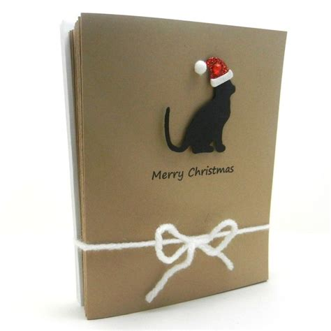 Handmade Cat Cards - 25 best ideas about cards on