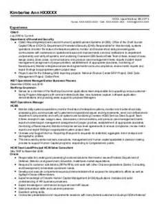 Hris Administrator Sle Resume by Hris Analyst Payroll Specialist Resume Exle Santander Consumer Usa Inc Dallas