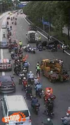 Car Rental Singapore Near Woodlands 53 Year Motorcyclist Dies After With Car On
