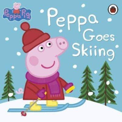 libro peppa pig peppa goes peppa pig peppa goes skiing peppa pig comprar libro en fnac es