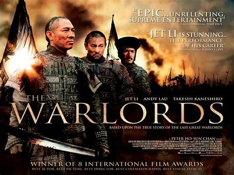 film kolosal online the warlords movie poster 5 of 8 imp awards