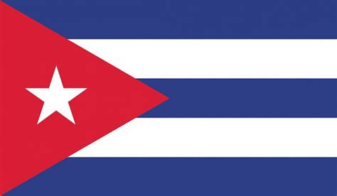 cuban cuba flag what does the cuban flag look like worldatlas com