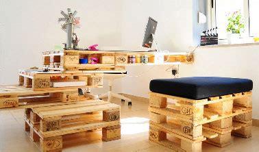 bureau pour studio am 233 nagement studio 233 tudiant avec des meubles en palettes