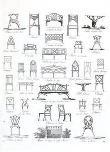 Early examples of garden furniture may have showcased great style but