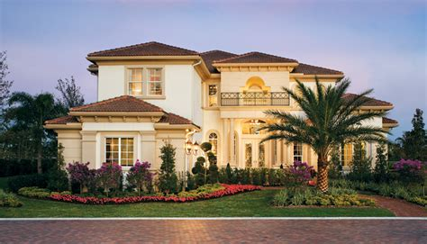 Luxury Home Builders Ta Fl New Build Homes Florida Inventory Homes In Florida For Sale Florida New Homes For Sale