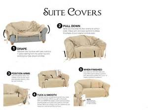 3 Cushion Couch Slipcover 2 Pc Soft Micro Suede Couch Sofa Loveseat Slip Cover Brown
