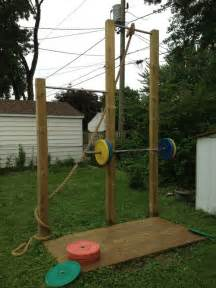 Build A Backyard Pull Up Bar » Simple Home Design